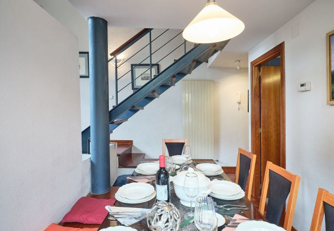 Casa en San Lorenzo de El Escorial - Espaciosa y Tranquila casa en El Escorial