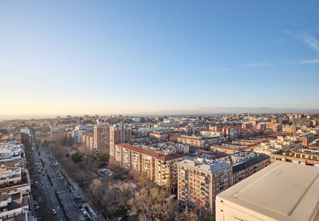 Apartamento en Madrid - BERNABEU & 360º view of Madrid
