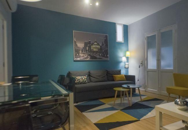 Apartamento en Madrid - Apartamento cerca de Sol y Museo del Prado