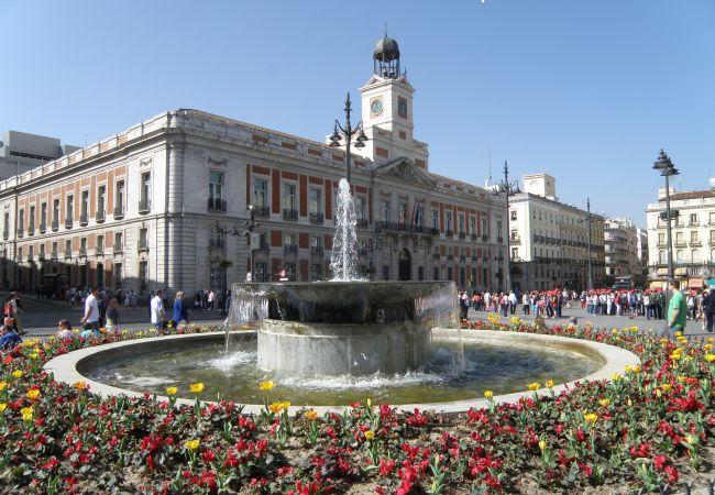 Alquiler por habitaciones en Madrid - 1MB Estudiomad 03.1