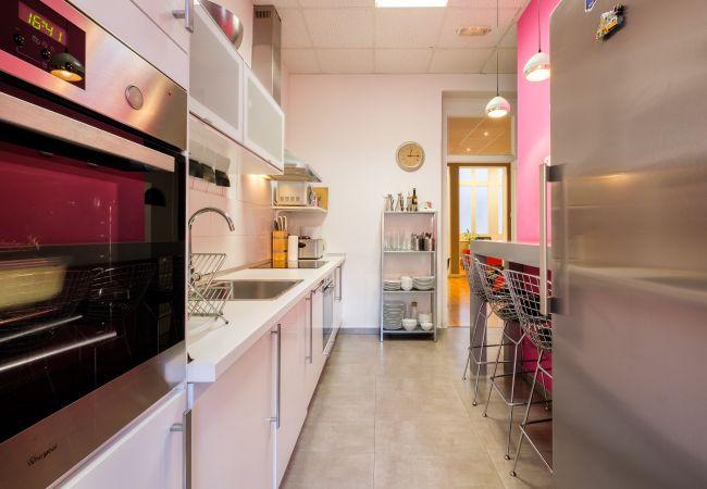 Alquiler por habitaciones en Madrid - 1MB Estudiomad 05