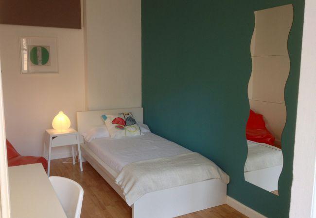 Alquiler por habitaciones en Madrid - 1MB Estudiomad 09