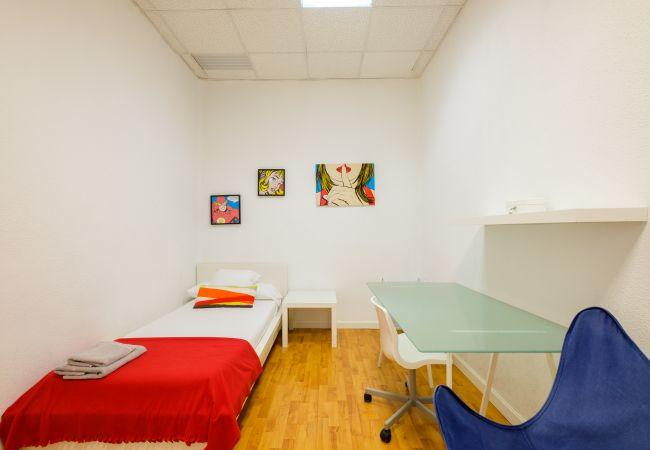 Alquiler por habitaciones en Madrid - 1MB Estudiomad 12