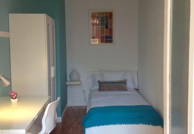Alquiler por habitaciones en Madrid - 1MB Estudiomad 11