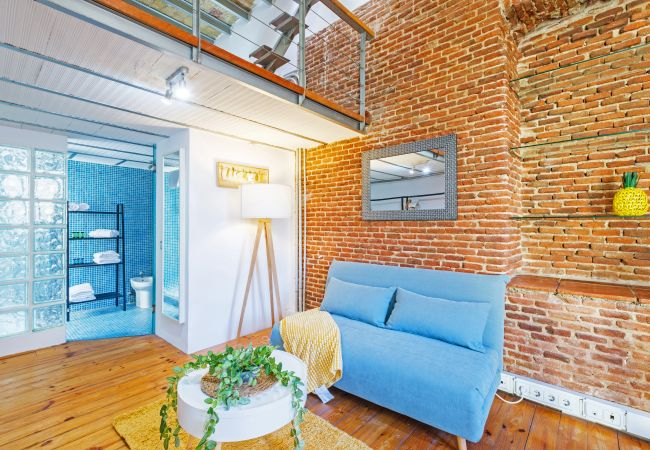 Apartamento en Madrid - Cuadruplex en Serrano Salamanca