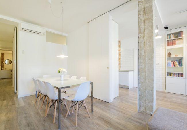 Apartamento en Madrid - Lujo y confort en Retiro