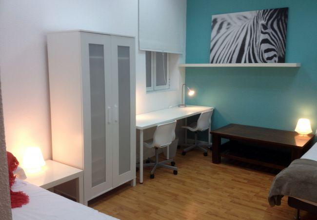 Alquiler por habitaciones en Madrid - EstudioMad 3.2