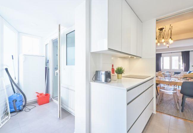 Apartamento en Madrid - My City Home Plaza Castilla 3