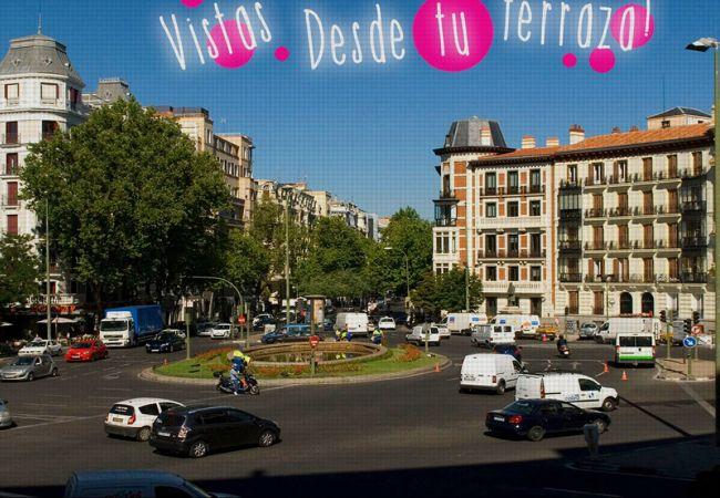 Alquiler por habitaciones en Madrid - Alonso Martinez room compartida