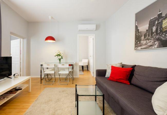 Alquiler por habitaciones en Madrid - Habitación en Amor de Dios III