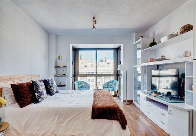 Apartamento en Madrid - Acogedor Estudio Castilla 4