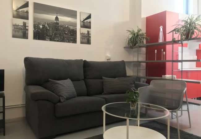 Apartamento en Madrid - Acogedor estudio en Ciudad Lineal